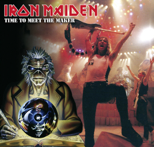 Iron Maiden - Time To Meet The Maker 19GrCD