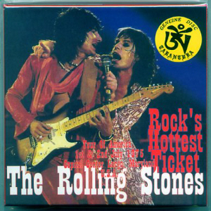 Rolling Stones - Rock's Hottest Ticket