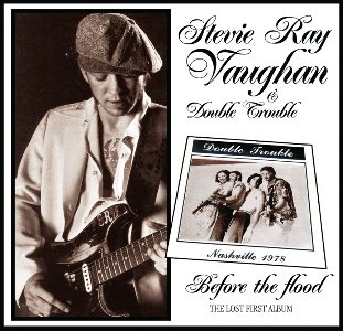 Stevie Ray Vaughan - Before The Flood Gr853